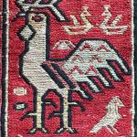 パキスタン絨毯モチーフ1