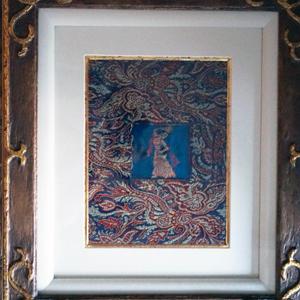 展示会まで1週間です。遊牧民の「風に織る絨毯・キリム展」